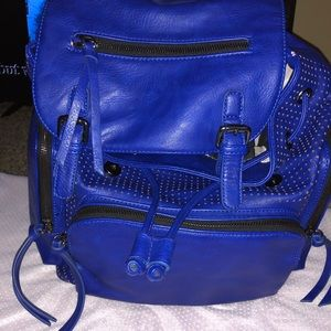 Moda Luxe Blue bag